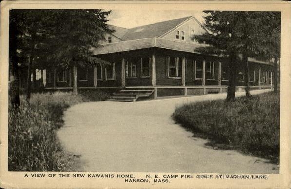 Main Lodge, Camp Kiwanis
